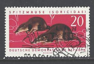 Germany DDR Sc # 593 used (RS)