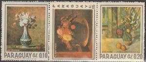 Paraguay #1027  MNH F-VF (V3976)