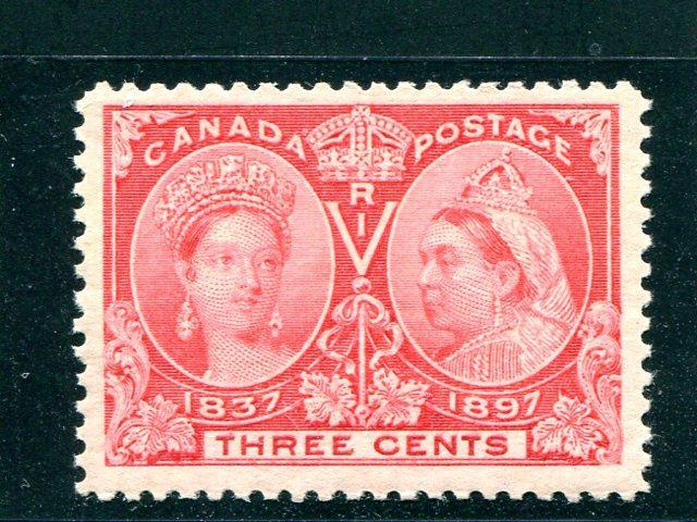 Canada #53  Mint NH Superb