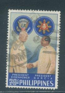 Philippines 824  Used