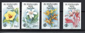 Seychelles - ZES 122-125 MNH