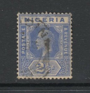Nigeria, Scott 24 (SG 21), used