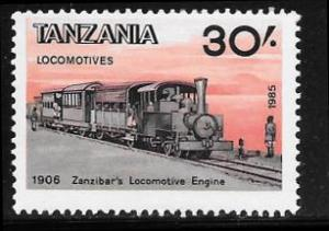 Tanzania 288 mnh 2013 SCV $3.50  -  5232
