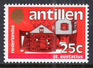 Netherlands Antilles 500 MNH VF