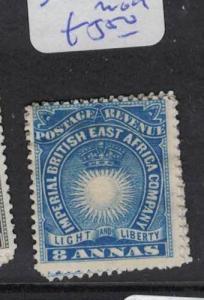 British East Africa SC 12 MOG (8drr)