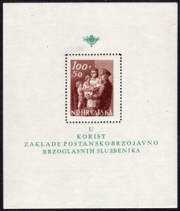 CROATIA SCOTT B81