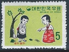 Korea 664 (NH)