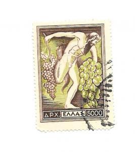 Greece 1953 - Scott #555