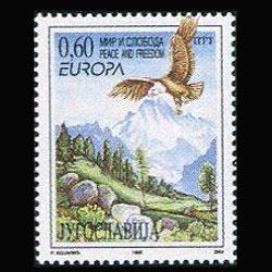 YUGOSLAVIA 1995 - Scott# 2293 Europa-Eagle 60p NH
