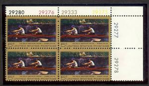 1967 - U.S. # 1335 - Block of 4 - Mint VF/NH