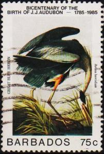 Barbados. 1985 75c S.G.786 Fine Used