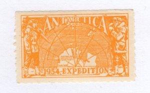 Antarctica 1954 MNH Expedition Stamp