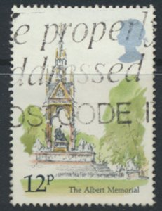 Great Britain  SG 1121  SC# 911 London Landmarks   Used see detail and scan