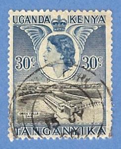Kenya Uganda Tanzania (KUT) 108 Used HH - Owens Fall Dam