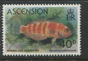 Ascension - Scott 265 - General Issue -1980 - MNH - Single 40c Stamp