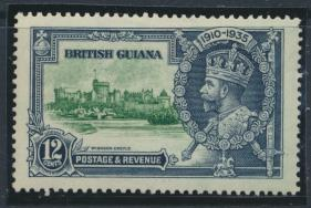 British Guiana SG 303 Mint Hinged  (Sc# 225 see details)