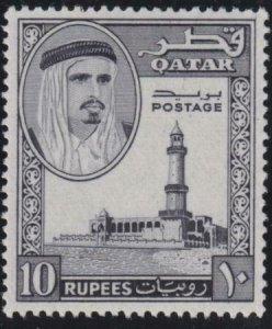 Qatar 1961 SC 36 Set MNH