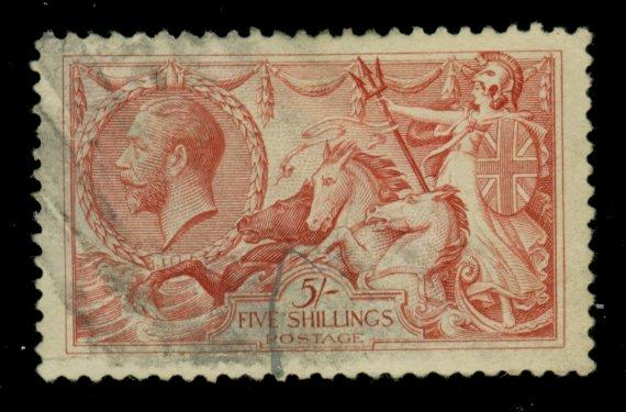 Great Britain #174 Used F-VF Cat$375