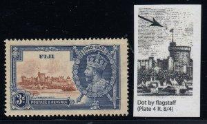Fiji, SG 244h, MLH Dot by Flagstaff variety