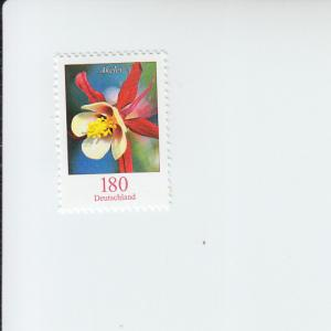 2014 Germany Akeli Coil Flower  (Scott NA) MNH
