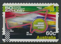 Australia  SC# 3797    Bathurst 50 Years of Racing Used