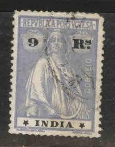Portuguese India  Scott 365 used Ceres