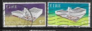 Ireland #194-195 Irish Pavillon (U CV $5.00