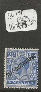 Malta SG 107 MOG (6chj)