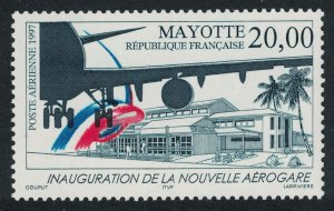 Mayotte Inauguration of New Airport SG#52