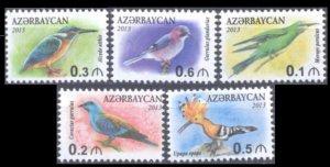 2013 Azerbaijan 1009-13 Birds 5,80 €