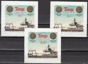 Tonga Scott CO72-4 Mint NH (Catalog Value $26.00)