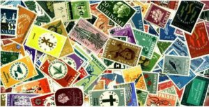 Surinam Stamp Collection - 250 Different Stamps