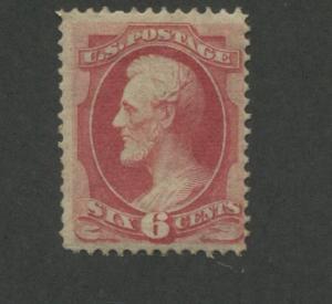 18470 US Stamp #148 6c Mint Fine Regummed