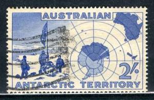 Australian Antartic Terr.; 1957: Sc. # L4: Used/O Single Stamp