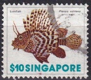 Singapore #275   F-VF Used CV $6.00 (Z2439)