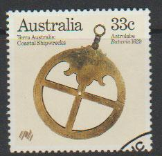 Australia SG 993 Fine Used  with First Day cancel