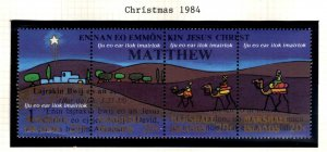 Marshall Islands Scott 58 MNH** Christmas strip