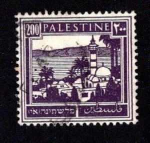 PALESTINE  SC# 81  F/U