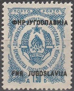 Yugoslavia #J64 MNH VF (V2407)