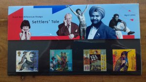 Great Britain 1999 A Settlers Tale Mint