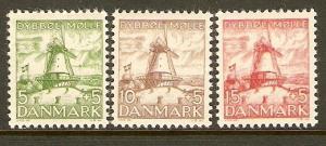 Denmark #B6-8 NH Dybbol Windmill