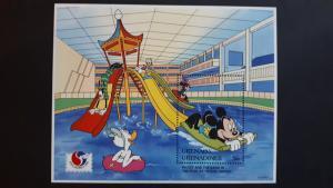Disney - Grenada 1994. ** MNH Block/1