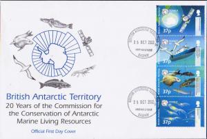 British Antarctic Territory Scott 315 Unaddressed.