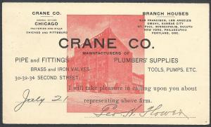 Scott UX18, Kelso WA, 1908, Postal Cards