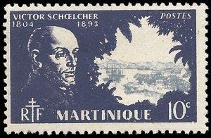 Martinique 1945 #198 Mint H
