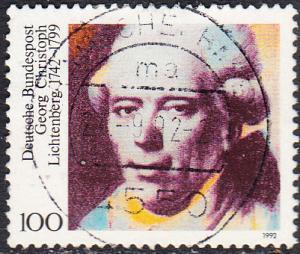 Germany  #1749 Used