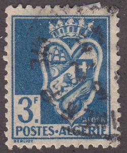 Algeria 144 Arms of Algiers 1942
