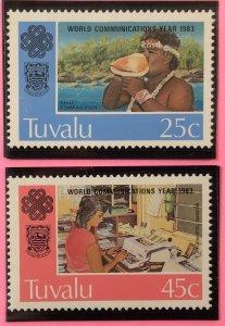 Tuvalu 212, 214 MNH