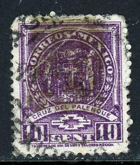 Mexico 733 Used
