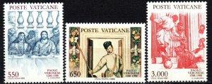 Vatican City #816-8  MNH CV $5.60 (X6828)